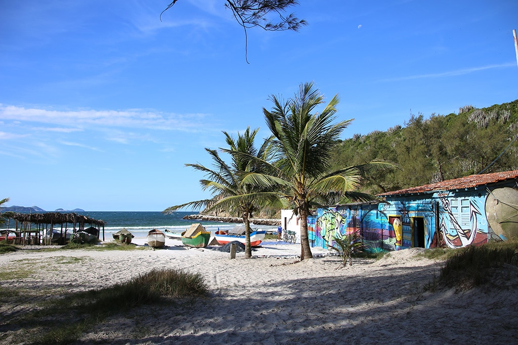 praia do pontal, arraial do cabo