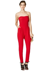 JUMPSUIT RED IDEAS