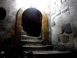Church of the Holy Sepulchre – stairway to bell tower