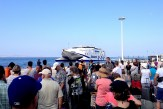Waiting at Mykonos port