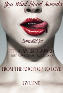 From the Rooftop to Love Gyllene - THE ALAN BALL AWARD