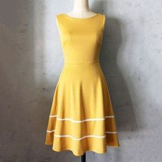 yellow dress Sookie-LA
