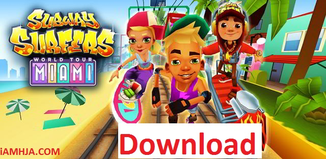Subway Surfers Game PC Free Download