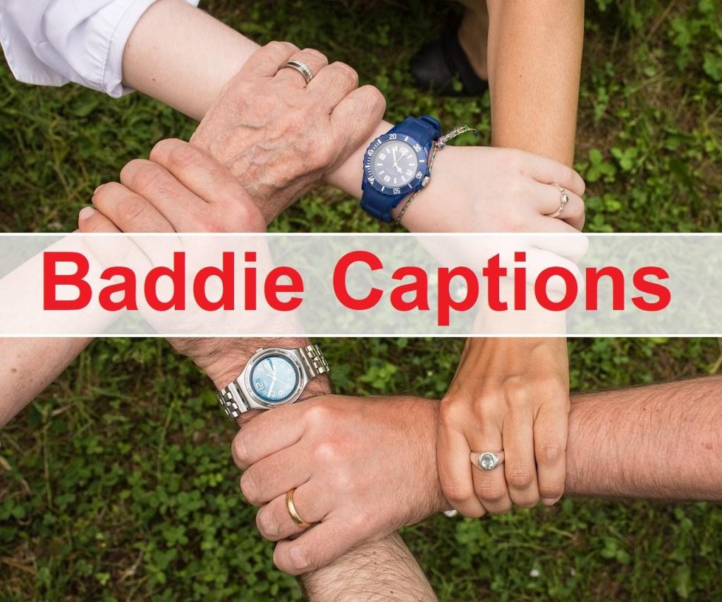 Baddie Captions