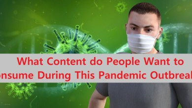 Photo of What Content do People Want to Consume During This Pandemic Outbreak?
