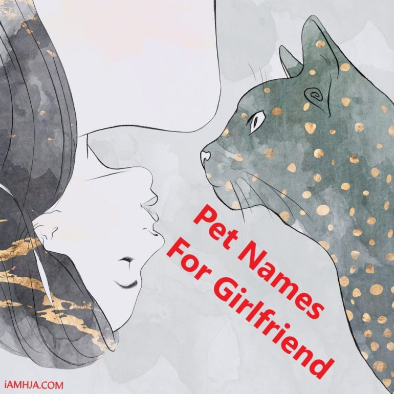 499+ Best Cute Names To Call Your Girlfriend 2