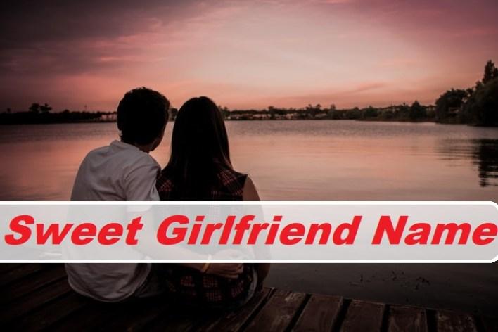 Sweet Girlfriend Name