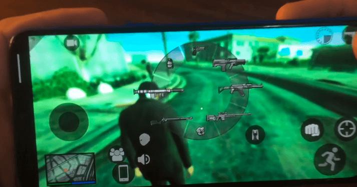 GTA 5 Mobile Screenshots4