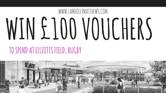 WIN £100 WORTH OF VOUCHERS