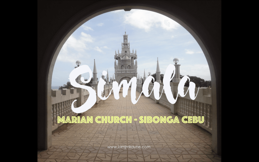 Travel Guide : Simala Church Cebu