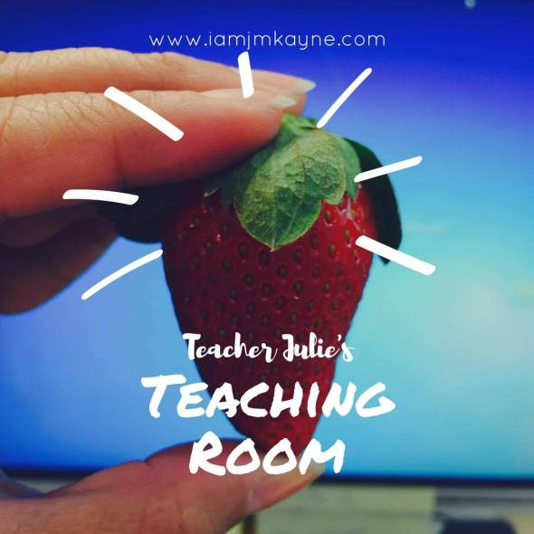 Teaching Room at www.iamjmkayne.com