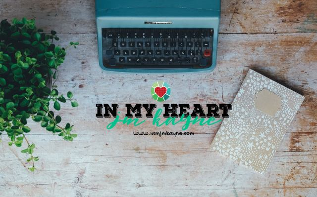In My Heart JM Kayne cover - iamjmkayne.com