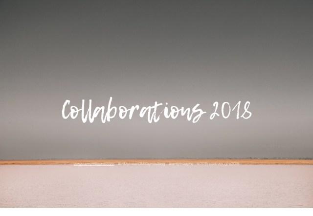 Collaborations 2018 - iamjmkayne.com