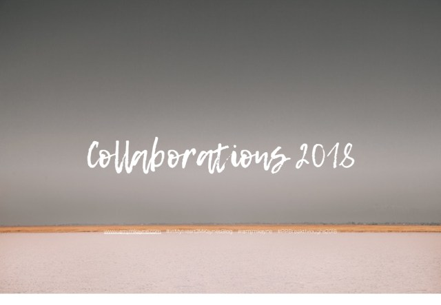 Collaborations 2018 - iamjmkayne.com