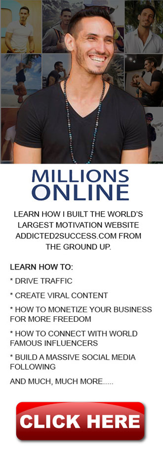 Joel-Brown-Millions-Online-Addicted2Succes