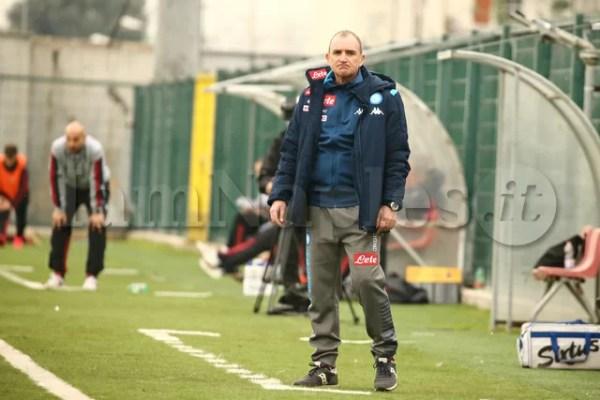 """Angelini duro: """"La squadra ha un blocco mentale, non possiamo non chiudere queste gare. Obiettivi? Al massimo playout, ma serve testa più libera..."""""""
