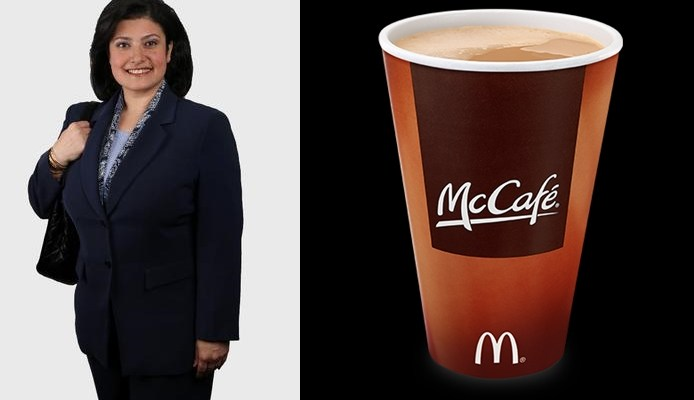 Detroit Talent Lands Role For McCafe Commercial