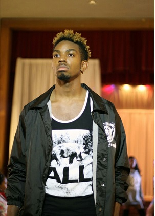 Khalil Recently Walked in a Fashion Show and Told us About the Experience