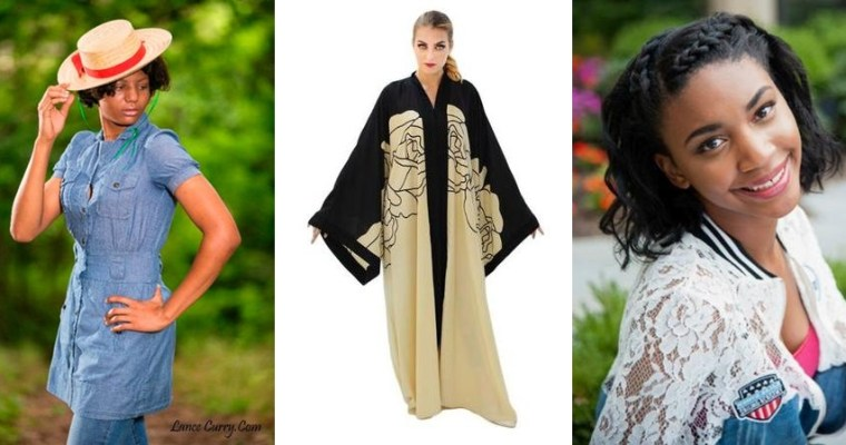 Three DC Area Talent Booked For Fashion Show
