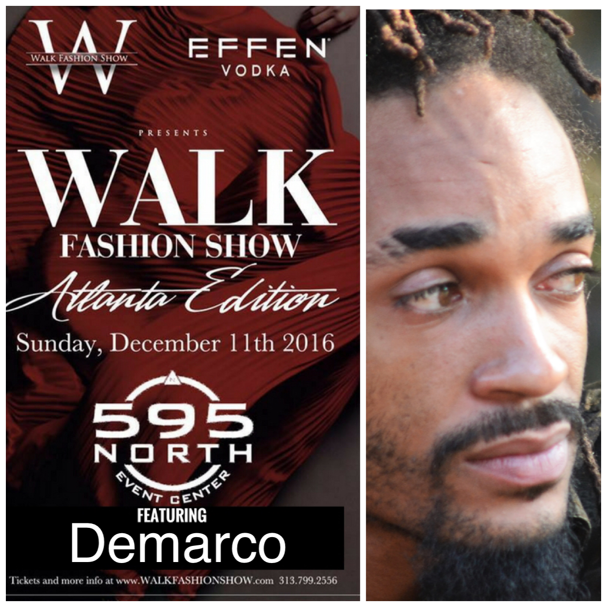 Demarco WALKs The Runway