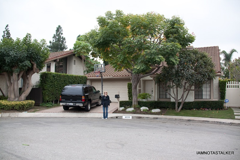 """Courteney Cox's House from """"Cougar Town"""" - IAMNOTASTALKER"""