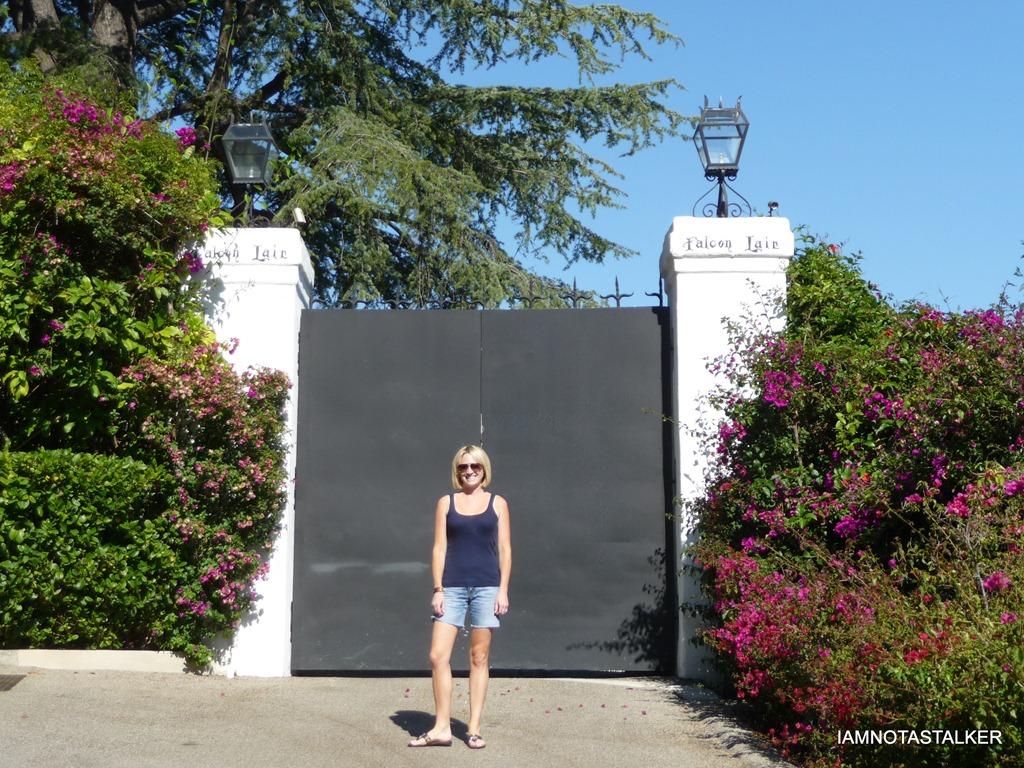 Falcon Lair – The Former Estate of Rudolph Valentino - IAMNOTASTALKER