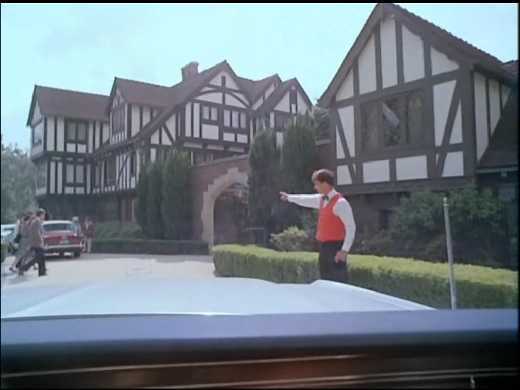 where was starsky and hutch filmed