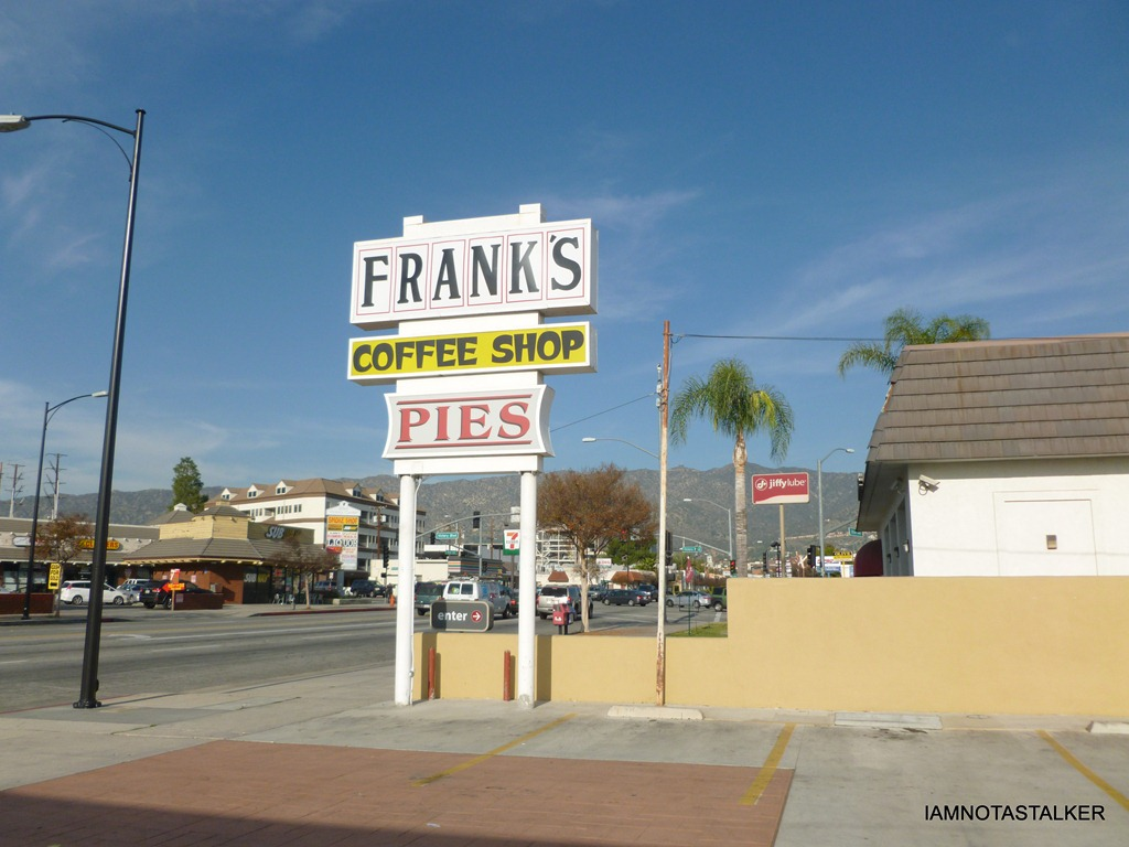 Frank\'s Coffee Shop and Restaurant from \