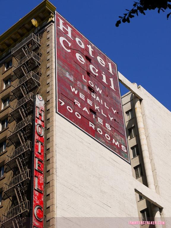 Richard Ramirez Room In Cecil Hotel