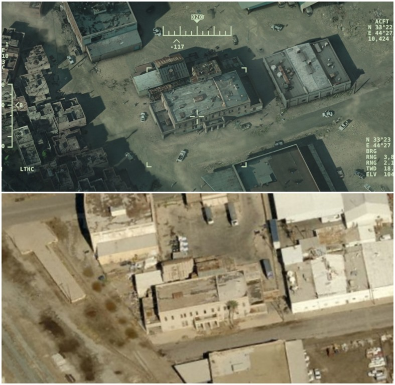 "The Sadr City Date Factory from ""American Sniper"
