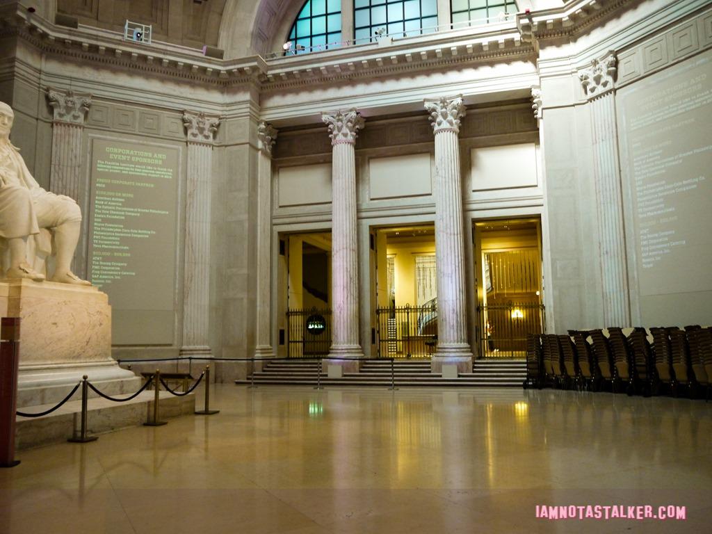 Benjamin Memorial Franklin National