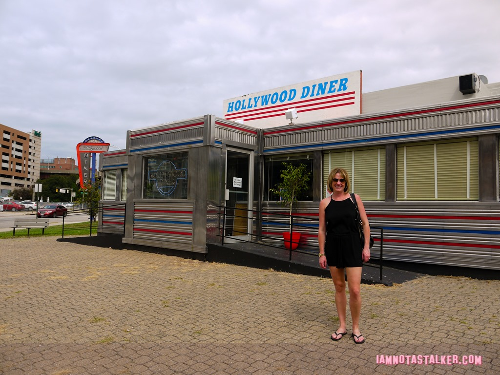 Sleepless No More In Seattle Later >> Hollywood Diner From Sleepless In Seattle Iamnotastalker