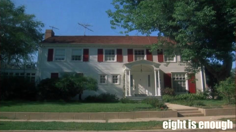 The Former Site Of The Eight Is Enough House Iamnotastalker