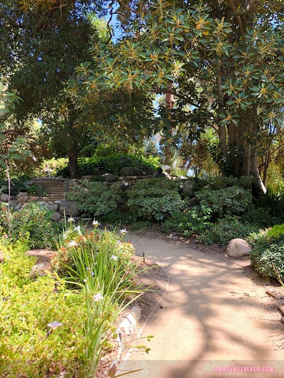 "Storrier Stearns Japanese Garden From ""Pure Genius"