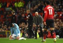 Manchester City ganó el clásico y es líder