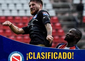 Argentinos avanzó ante Estudiantes de Mérida