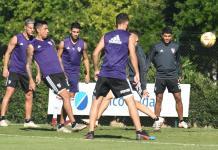River entrenó de cara a su partido frente a Atlético Tucumán