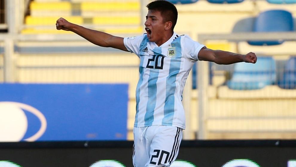 Almada y Balerdi, las grandes ausencias del Sub-20 - IAM Noticias