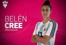 Belén Potassa jugará en Albacete