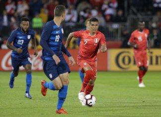 Perú sufrió una baja