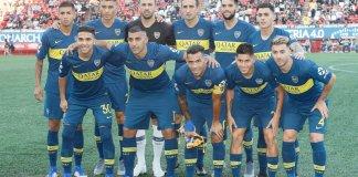Boca volvió a Buenos Aires