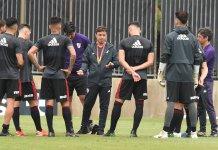 Marcelo Gallardo tiene a los once de River para el segundo amistoso