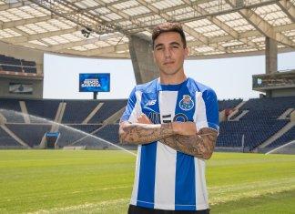 Renzo Saravia se sumó a Porto