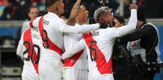 Perú le gana a Chile