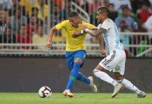 Argentina tiene fecha para enfrentar a Brasil