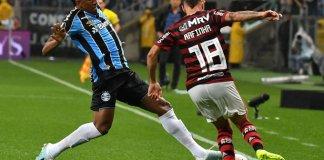 Gremio empató con Flamengo