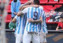 Atlético Tucumán le gana a Colón