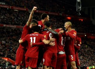 Liverpool le ganó a Manchester City