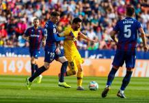 Barcelona perdió con Levante