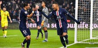PSG venció a Nantes